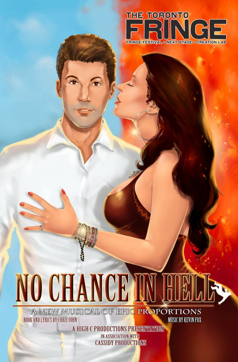BWW Reviews: 'NO CHANCE IN HELL' at the Best of Fringe is Heavenly