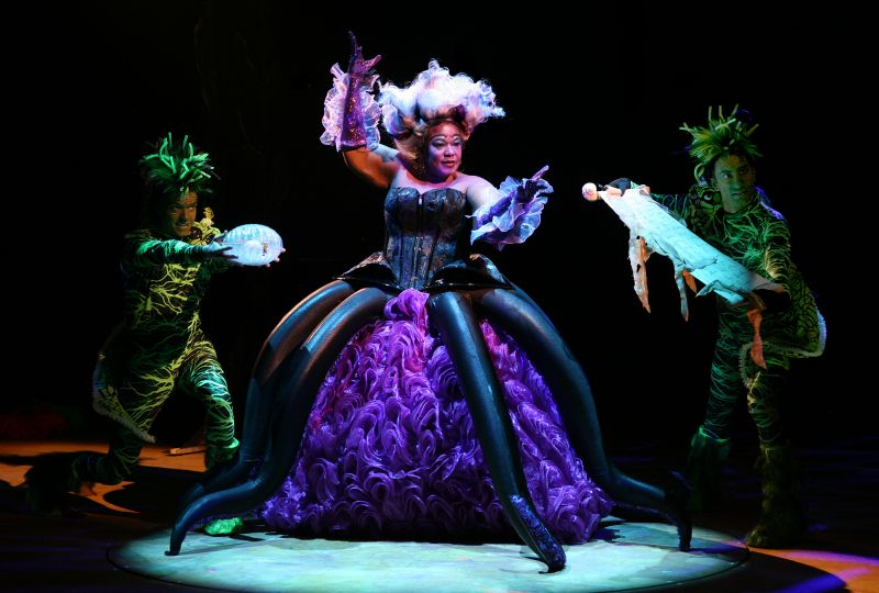 BWW REVIEW: THE LITTLE MERMAID IS IN FINE VOICE AT NSMT