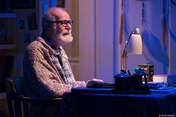 Athol Fugard in SHADOW OF THE HUMMINGBIRD
