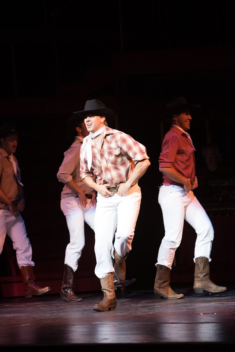 BWW Reviews: THE BEST LITTLE WHOREHOUSE IN TEXAS at TUTS: Bawdy And Big-Hearted