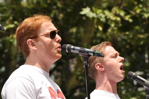 David Abeles and James David Larson