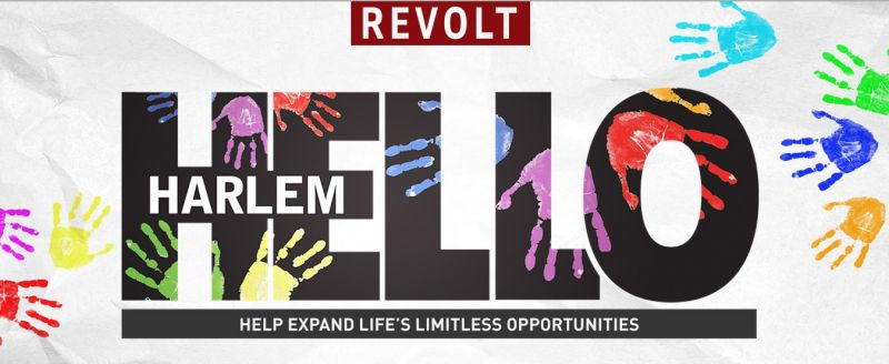 Sony Music Masterworks Teams REVOLT TV's HELLO Harlem Initiative