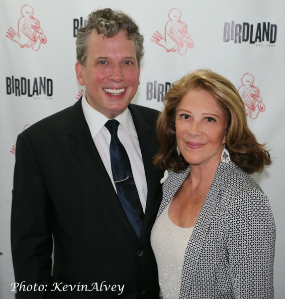 Photo Flash: Linda Lavin Proves EVERY TIME'S THE FIRST TIME at Birdland