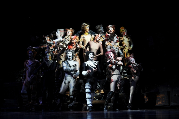 Photo Flash: Sneak Peek of Elizabeth Stanley & More in Pittsburgh CLO's CATS!