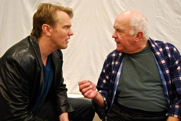 Jay Stratton and Larry John Myers Photo