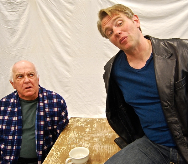 Larry John Myers and Jay Stratton