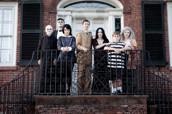 Photo Flash: THE ADDAMS FAMILY Musical Opens Tonight in Savannah
