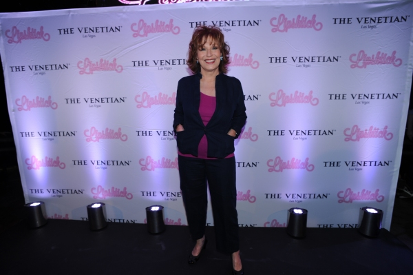 Photo Flash: Joy Behar, Jennifer Coolidge, Susie Essman and Anita Wise Preview LIPSHTICK: THE PERFECT SHADE OF STAND-UP in Las Vegas