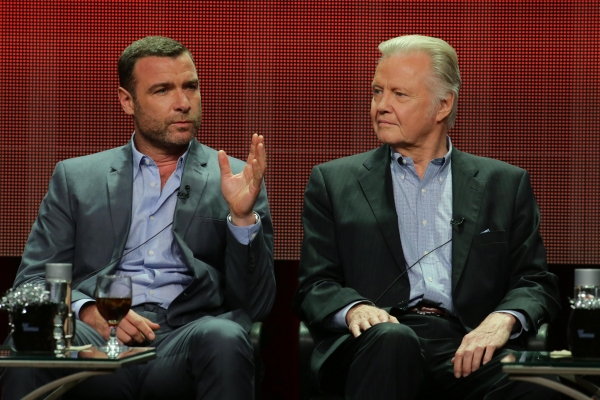Photo Flash: Liev Schreiber, Jon Voight, Paula Malcomson and More at RAY DONOVAN's TCA Summer Tour