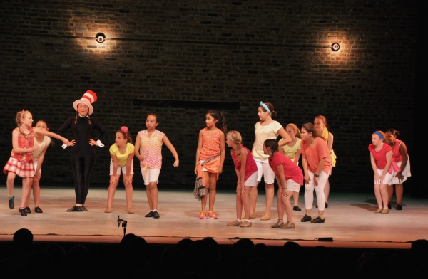 Alexandra Schwartz and The Camp Broadway Kids