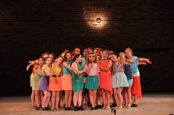 Photo Coverage: Camp Broadway's 2014 Family Finale
