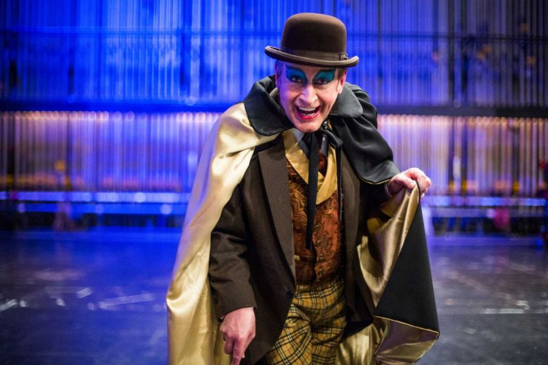 BWW Reviews: Gilbert and Sullivan Society Magically Presents THE SORCERER