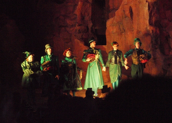 Photo Coverage: First Look at THE WIZARD OF OZ at Tuacahn Center for the Arts