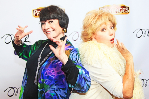 JoAnne Worley with Ruta Lee