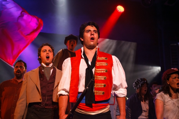 Photo Flash: First Look At SummerStage's Reimagined LES MISERABLES, Now Through August 3
