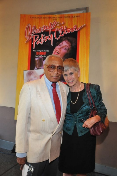 Photo Flash: Opening Night of ALWAYS...PATSY CLINE in North Hollywood