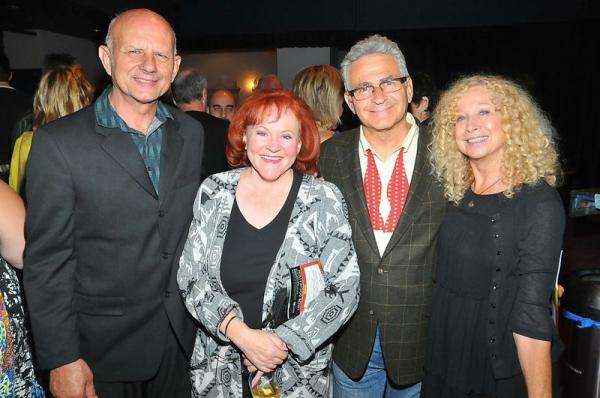 Edie McClurg, Paul Kreppel, and Murphy Cross