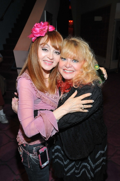 Judy Tenuta and Sally Struthers