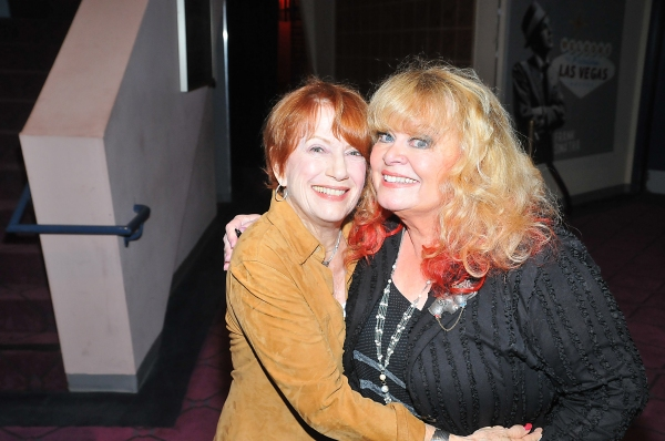 Nancy Dussault and Sally Struthers