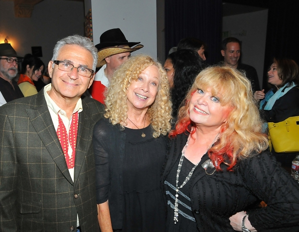 Paul Kreppel, Murphy Cross, and Sally Struthers