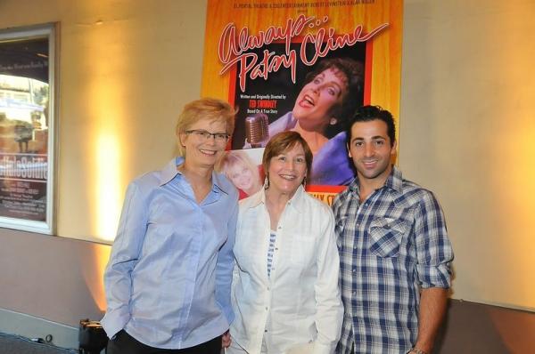 Paul, Murphy, and Carter Calvert