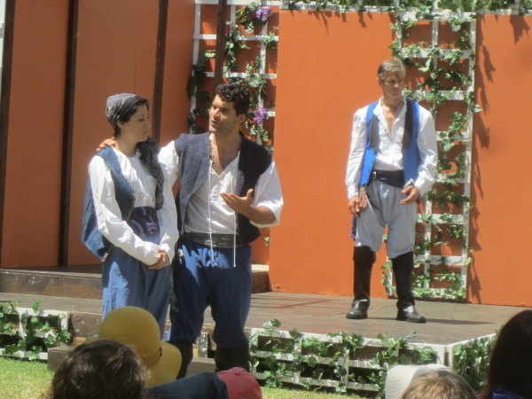 BWW Reviews: Laughter Abounds During TWELFTH NIGHT at Carlson Park in Culver City