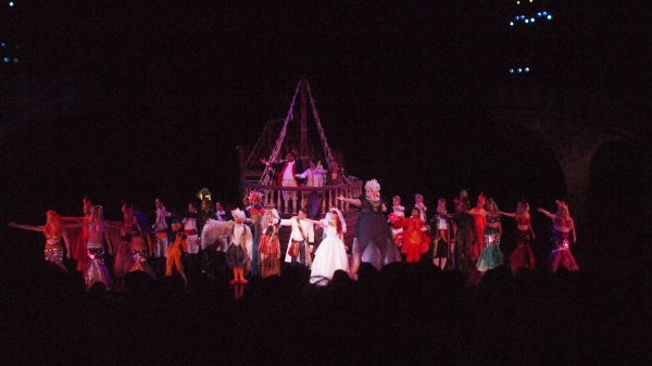 Photo Coverage: First Look at Disney's THE LITTLE MERMAID at Tuacahn Center for the Arts