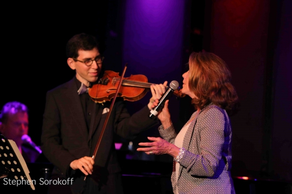 Photo Coverage: Linda Lavin Plays Helsinki Hudson with Billy Stritch