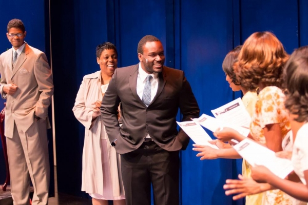 Photo Flash: Black Ensemble Theater Presents THE MARVELOUS MARVELETTES, Now Through 9/7