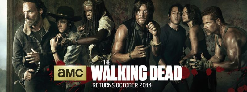 AMC Reveals THE WALKING DEAD Comic Con Key Art