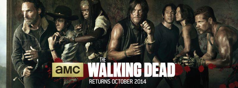 AMC Reveals THE WALKING DEAD Comic Con Key Art