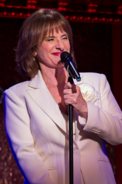 Photo Coverage: Ready or Not, Here Comes Patti! LuPone Previews New Show at 54 Below