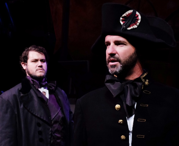 Photo Flash: First Look at LES MISERABLES at Lamb's Players Theatre