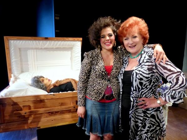 Samantha Barrios and Ann Walker (LaVonda)