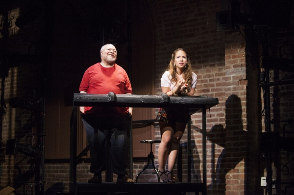 Photo Flash: First Look at Stephen McKinley Henderson and More in Atlantic Theater's BETWEEN RIVERSIDE AND CRAZY