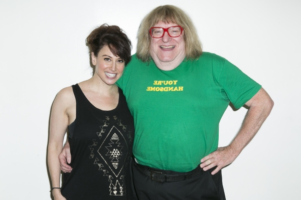 Lesli Margherita and Bruce Vilanch