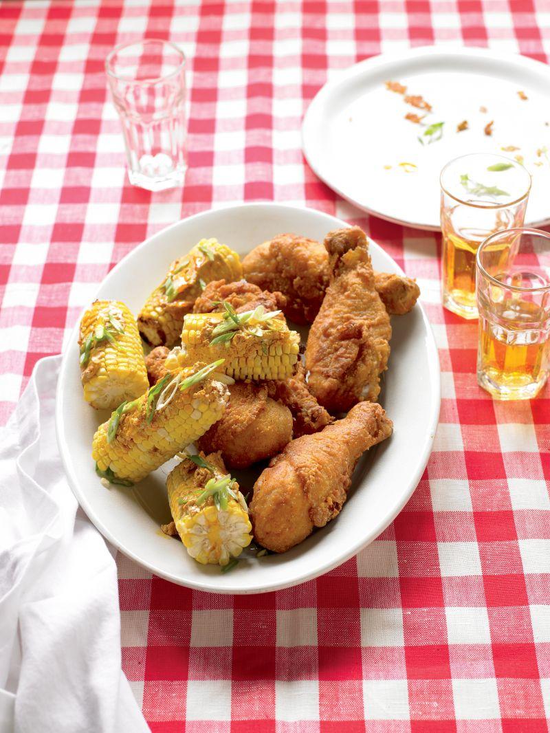 MASTERCHEF Champ Christine Ha Shares her Buttermilk Fried Chicken Recipe
