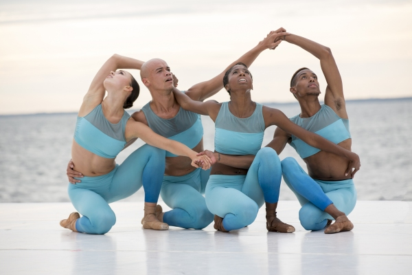 Photo Flash: Ailey II, Complexions, MOMIX, Jerry Mitchell & More Highlight the 2014 Fire Island Dance Festival
