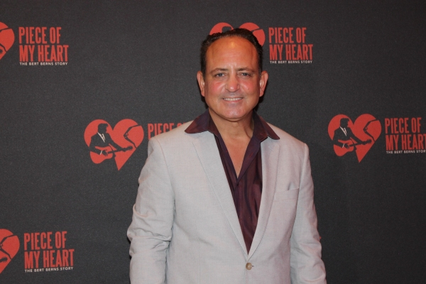 Photo Coverage: Zak Resnick, Teal Wicks, Leslie Kritzer & PIECE OF MY HEART Cast Celebrate Opening Night!