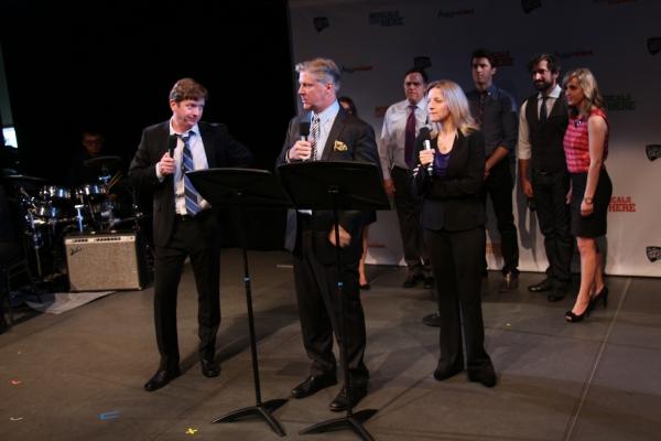 Karl Kenzler, Duke Lafoon, Alet Taylor & Cast