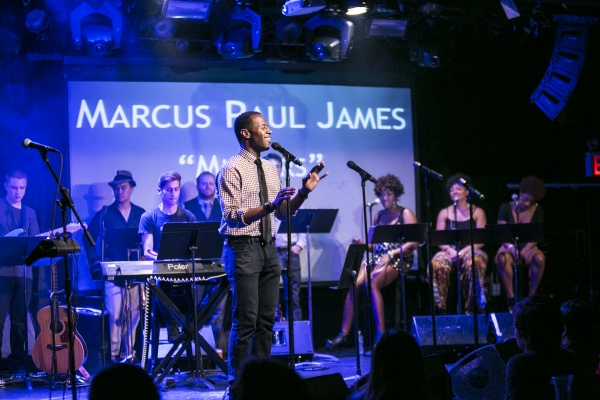 Photo Coverage: Inside BROADWAY SINGS JUSTIN TIMBERLAKE with Lena Hall, Andy Mientus & More!