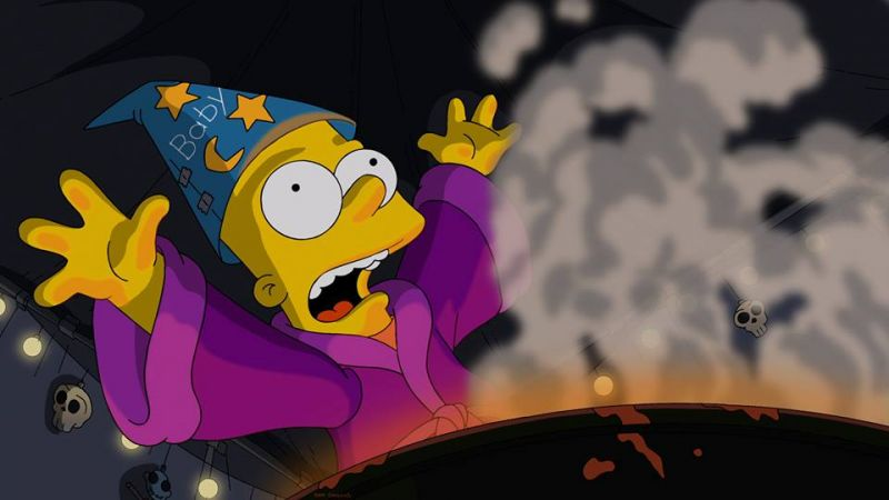 Cowabunga! FXX Announces SIMPSONS WORLD Ultimate Digital Experience!
