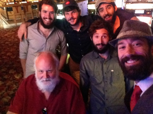 BWW Blog: Jesse Swimm of Goodspeed's FIDDLER ON THE ROOF - The Day Off