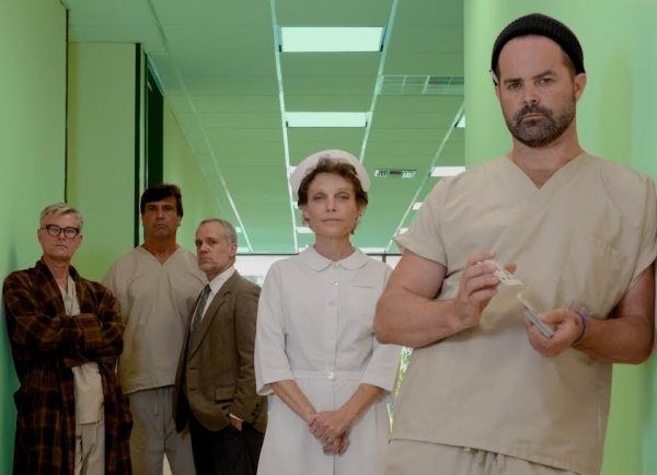 Photo Flash: First Look at freeFall Theatre Company's ONE FLEW OVER THE CUCKOO'S NEST