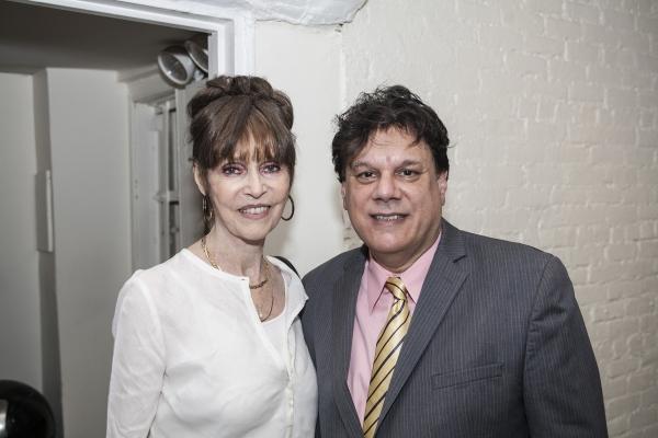 Barbara Feldon and Joe Brancato