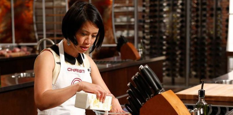 MASTERCHEF Champ Christine Ha Shares her 'Humble Apple Pie' Recipe