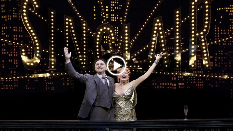 Breaking News: BULLETS OVER BROADWAY Sets August Closing Date