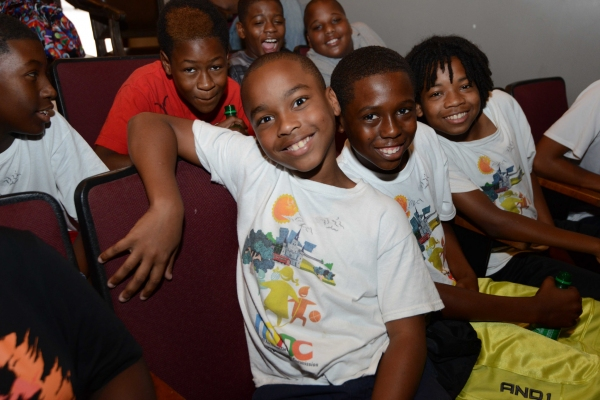 Photo Flash: NORDC Campers Learn About the Theatre Business at Le Petit Theatre
