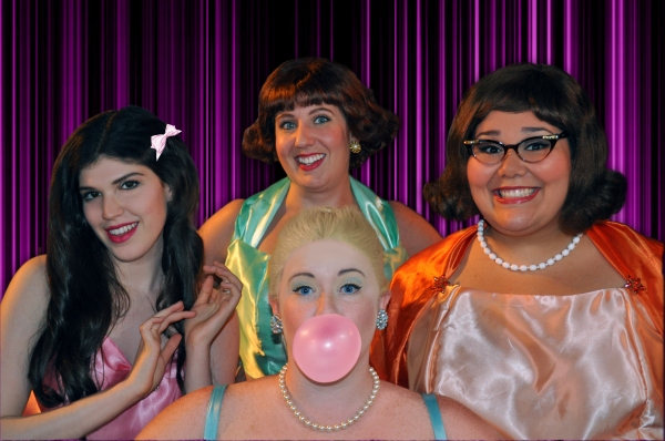 BWW Reviews: Cuteness Abounds in Conejo Players Theatre's THE MARVELOUS WONDERETTES