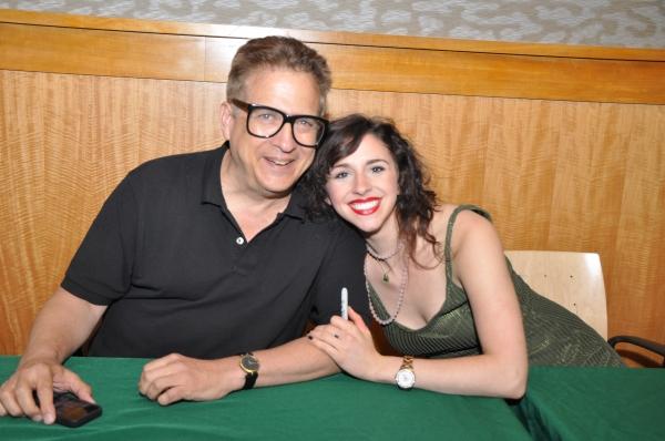 Ken Fallin and Mia Gentile